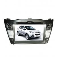 Quality HYUNDAI IX35 Built-In GPS Navigation Systems For Cars Steering Wheel Control wholesale