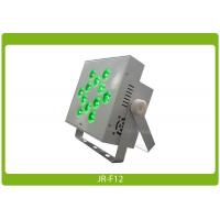 China Wireless Battery LED Colour RGBWA 12x15W 5in1 Cost Effective Equipment on sale