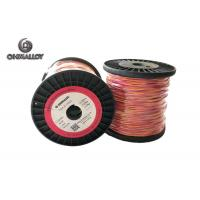 Quality Fiberglass Insulation Thermocouple Cable Type K 100 M Extension Class I wholesale