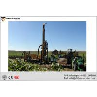 Quality Rig Type Optional Water Well Drilling Rig 132Kw Working With Mud / Air wholesale