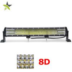 Quality Ip 68 12 Volt Cree Led Light Bar 10° Spot / 150° Flood / Combo Beam wholesale