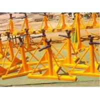 Buy cheap Hand Cable Jacks,Hydraulic Cable Drum Stand from wholesalers