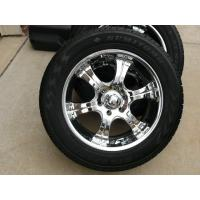 Quality forged alloy aluminum truck wheel 22.5x11.75 wholesale