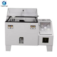 Quality Button controller type YSST-600 CASS salt spray test chamber price wholesale