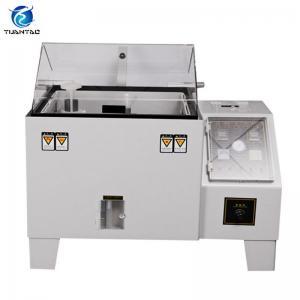 Quality Button controller type YSST-600 CASS salt spray test chamber price wholesale
