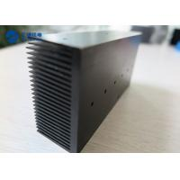 China Power Transformer Aluminum Heatsink Round , Cast Aluminum Heat Sink Square Rectangle on sale