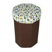 Buy cheap Durable folding storage box bag / stool multi - function chair for promotion from wholesalers