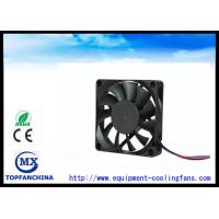 Quality Reversible Plastic Computer Cooling Fans With Positive & Negative Function , Long life wholesale