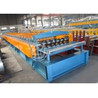 Quality Lifetime Service Metal Floor Deck Roll Forming Machine with ISO 9001 wholesale
