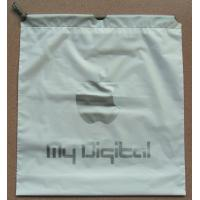 White Double Layer Drawstring Plastic Bags Waterproof Bag For Iphone