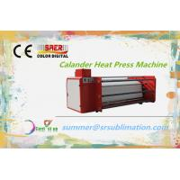 China Automatic Textile Calender Machine Explosion Proof With One Year Warranty on sale