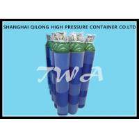 Cheap EN1964-1  Steel High Pressure Industrial Gas Cylinder High Corrosion Resistance 3.4-46.7L for sale