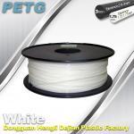 Quality PETG 3D Printing Filament Materails 1.75mm / 3.0mm 1.3Kg / Roll wholesale