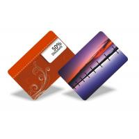 China Wireless13.56Mhz RFID Smart Card / NFC Business Card For Access Control System on sale