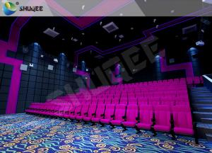 Quality 5 Digital Effects Lighting, Rain, Smoke, Bubbles, Snow for Sound Vibration Cinema wholesale