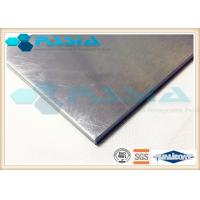 Quality Mill Finished Aluminium Honeycomb Wall Panels For Furniture Decoration Antirust wholesale