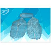 Quality OEM Service Disposable Shoe Covers Medical Non Woven Shoe Cover wholesale