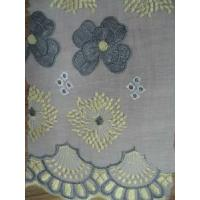 Quality Embroidery Fabric Serial wholesale