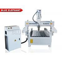 Buy cheap ELE 6015 Small Advertising Engraving Machine , cnc wood cutting machine for sign making from wholesalers