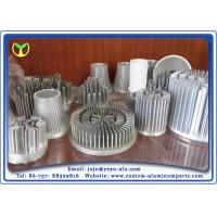 Quality Cold Forging Heat Sinks And Radiator machining aluminum For LED Lamp / Car / Computer wholesale