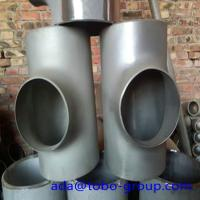 Cheap Seamless or weld Stainless Steel Tee 310s 9 04l A815 S31803 S32205 2205 F51 for sale