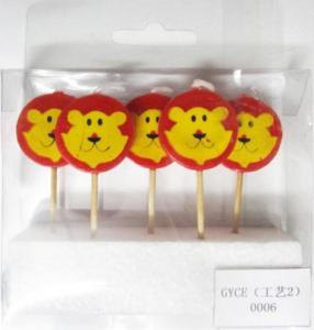 Quality Craft Candles, Animal Shaped Candle (GYCE0006) wholesale