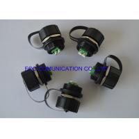 Buy cheap LC Duplex ODVA Socket IP67 Waterproof For FTTA Use UV Resistent from wholesalers