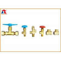 Cheap Gas Distribution Pipeline Valve Gas Cylinder Manifold Accessory Pressure Resistance for sale