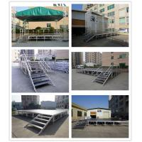 China concert stage event stagealuminum stage performance stage outdoor stage on sale