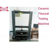 Quality ISO10545 Standard Ceramic Tiles Testing Equipment With Robust Guidance Columns 20kN wholesale
