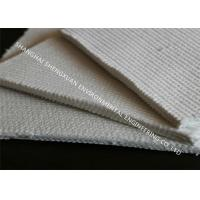 Buy cheap Pneumatic Air Slide Cloth No Moisture Absorption In Polyester Spun Fiber from wholesalers
