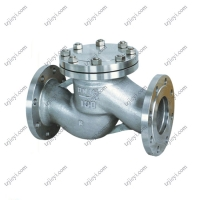 Quality High Performance PN16 PN25 PN40 Stainless Steel Lift Check Valve wholesale