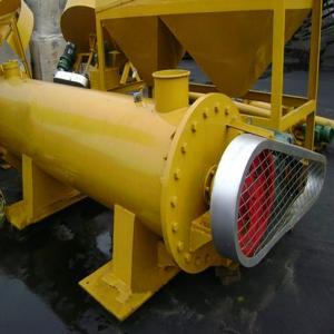 Pyrolysis carbon black granulation machine