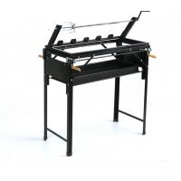 Quality Stainless Steel Charcoal Bbq Grill Portable For Outdoor Barbecue / Home Cooking wholesale