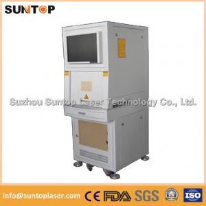 Quality 50W Europe standard fiber laser engraving machine fiber laser marking system wholesale