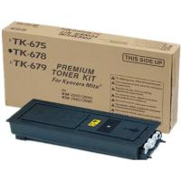 Quality TK-675 Compatible Mono Toner Cartridge wholesale