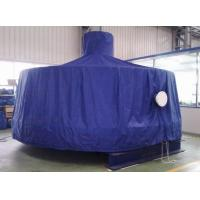 Quality Semi Coating Tarpaulin Cover Good Peel Strength For Freight Container wholesale