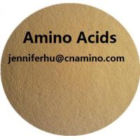 Cheap Amino Acids Powder Organic Fertilizer Factory 100% Water Soluble for sale