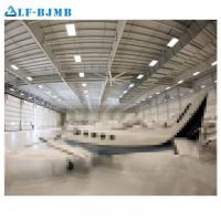 Quality Prefabricated Steel Space Frame Structure Aircraft Maintenance Hangar Arch Roof Airplane Hangar wholesale