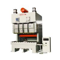 China PLC Mechanical C Frame Power Press for Auto Parts Stamping(JE25-100ton-315ton) on sale