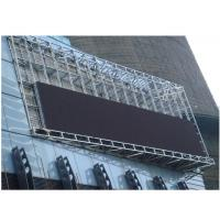 China P16 Commercial Full Color Outdoor Led Advertising Billboard DVI 220V / 50HZ on sale