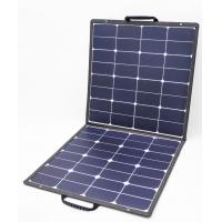 Quality Compact Solar Charger Pack Portable Solar Battery Charger 100W For Notebook Computer wholesale