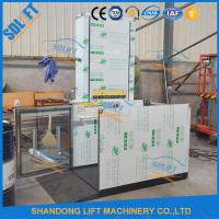 Buy cheap Stainless Steel Outdoor Hydraulic Disability Lifting Equipment 300kgs Loading Capacity from wholesalers
