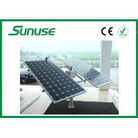 Quality Small size solar panel mounting system , mini solar tracker with different array wholesale