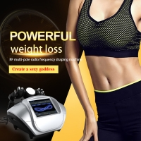 China Portable Lipo Body Slimming Equipment Tripolar Rf Cavitation on sale