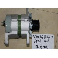 Buy cheap Alternator Excavator Spare Parts 600-821-3350 600-821-8360 For 24V 40A And PC300 from wholesalers