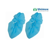 China Medical 4.0g/Pc Disposable Polythene Shoe Cover For Hospitals on sale