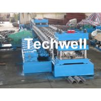 Quality Galvanized Steel Sheet 2 Wave Guardrail Curving Machine for Curvinging Highway Guardrail Profile wholesale