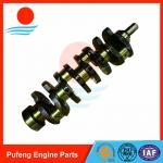 Quality truck engine parts manufacturer 4JJ1 crankshaft 8973888280 for Isuzu D Max RODEO NLR85 wholesale