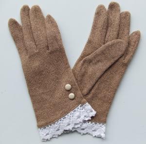 Quality Grey Wool Gloves (CM2132R) wholesale